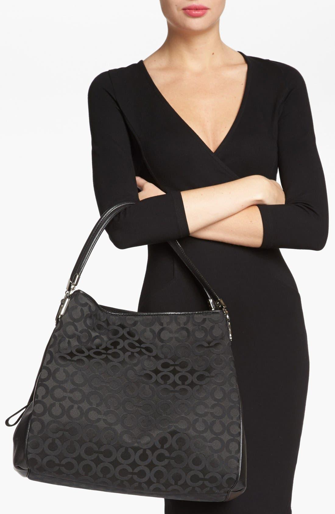 Alternate Image 2  - COACH 'Madison - Phoebe' Leather Shoulder Bag