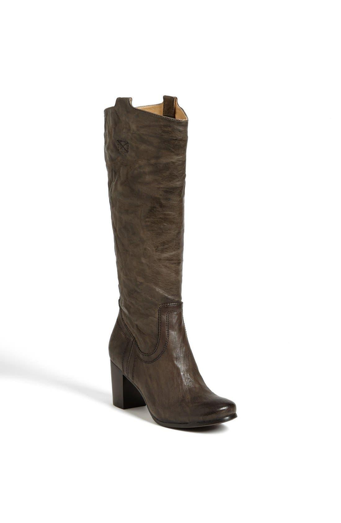 Main Image - Frye 'Carson' Mid Heel Tab Boot