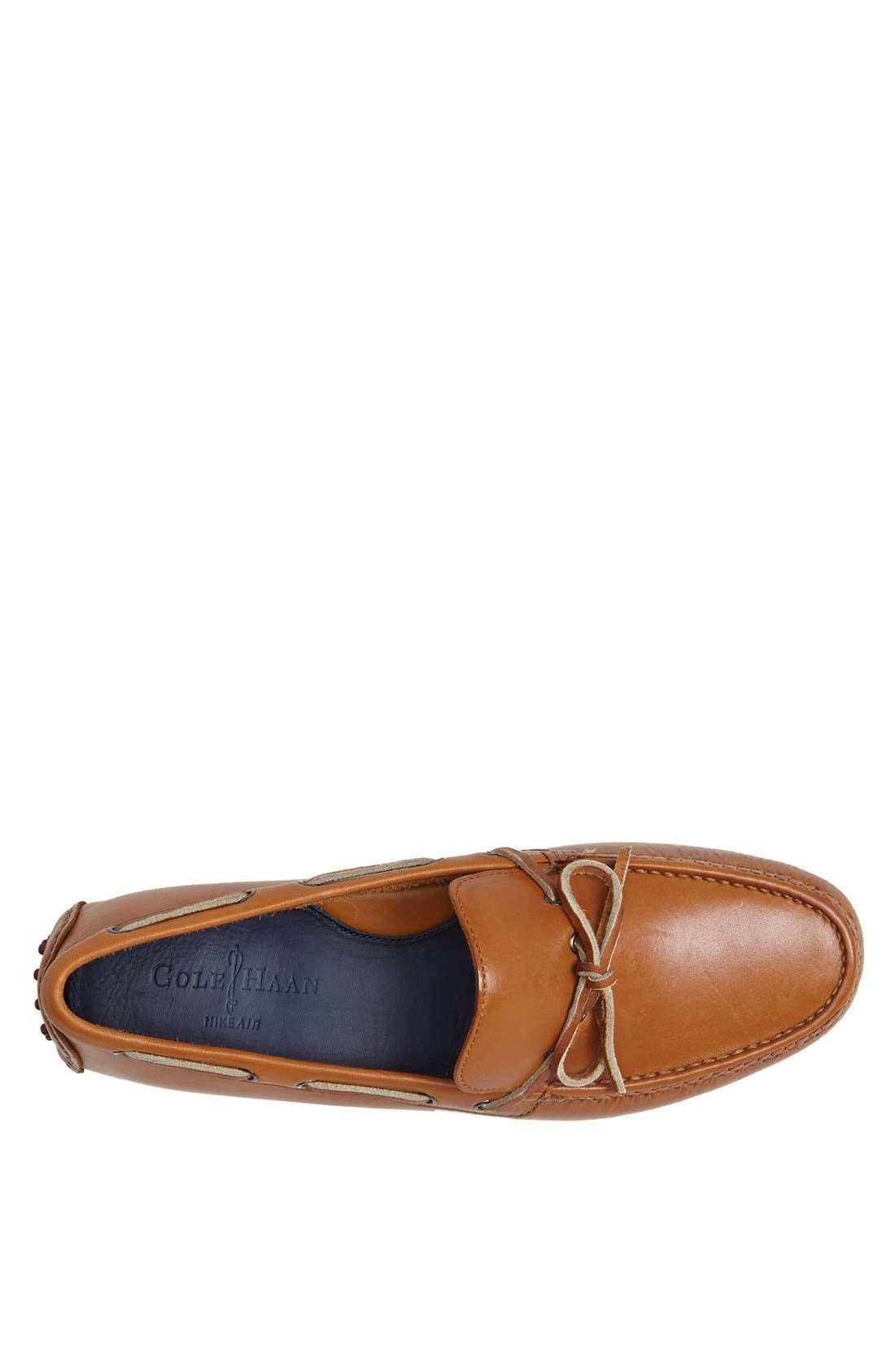 Alternate Image 3  - Cole Haan 'Air Grant' Driving Loafer (Men)