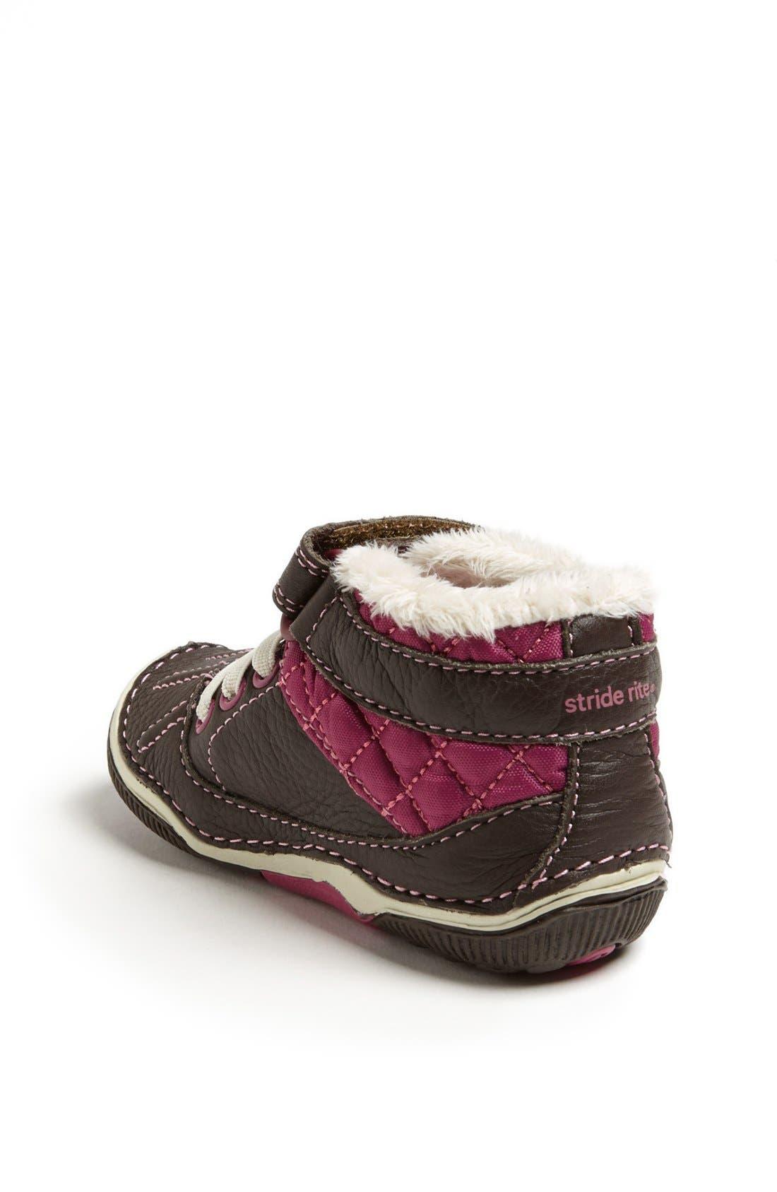 Alternate Image 2  - Stride Rite 'Dakota' Sneaker (Baby, Walker & Toddler)