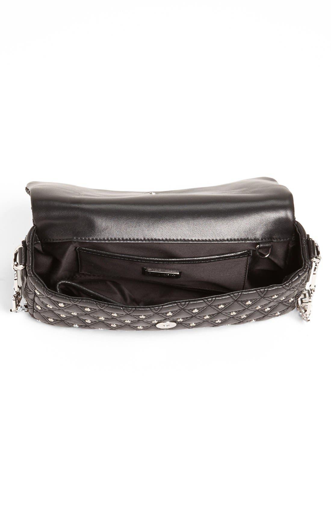 Alternate Image 3  - Versace 'Vanitas' Leather Flap Shoulder Bag