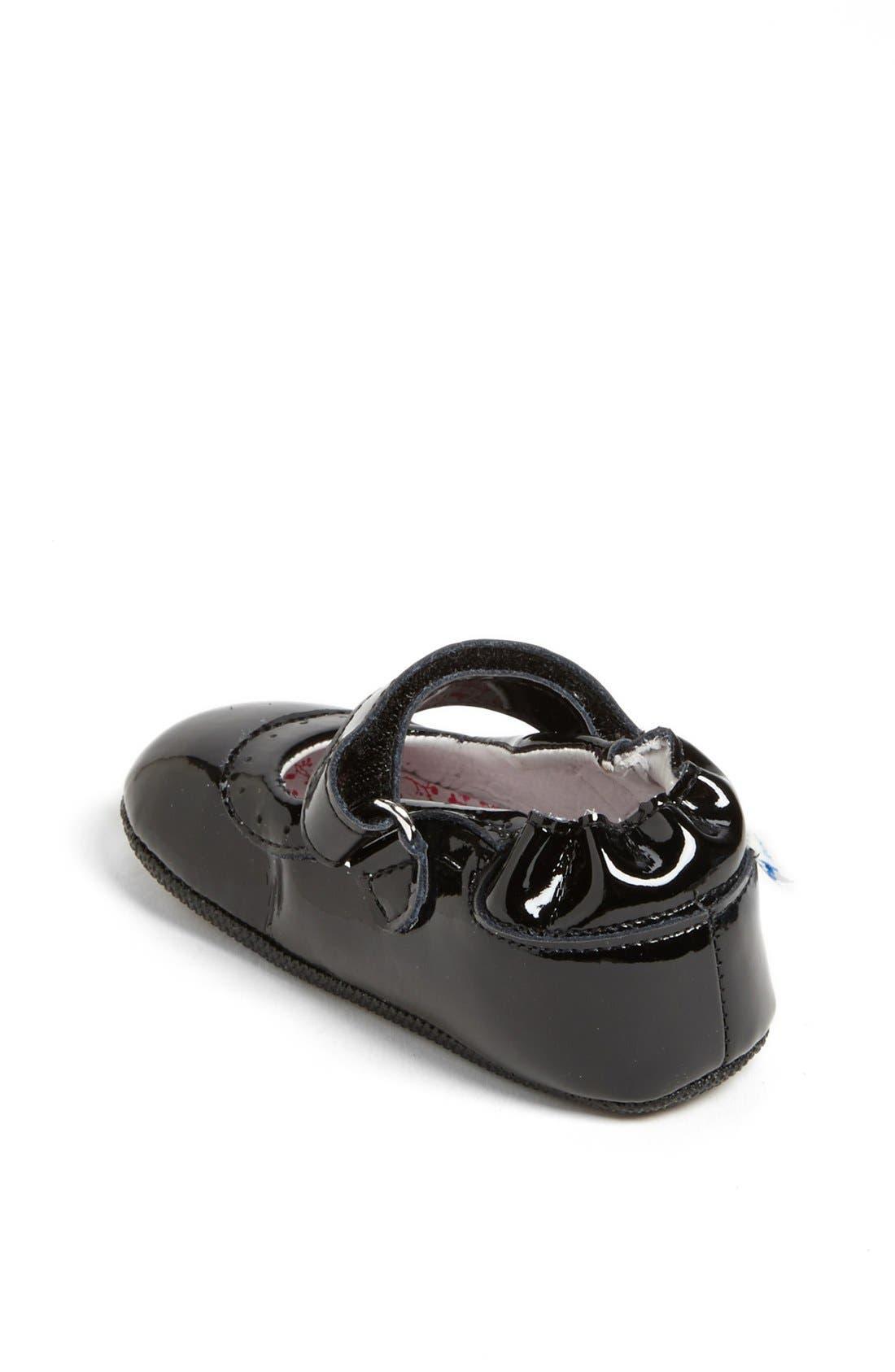 Alternate Image 2  - Robeez® Mini Shoez 'Gracie' Mary Jane (Baby & Walker)