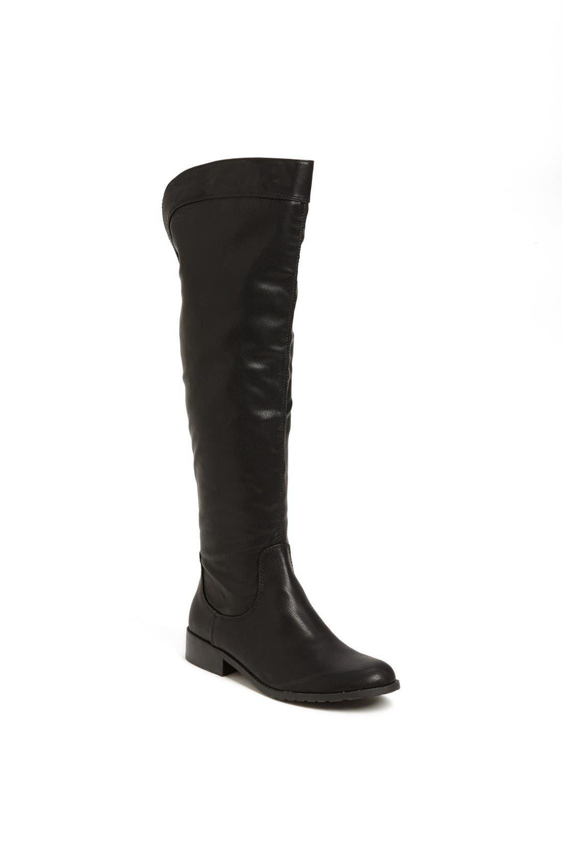 Main Image - Fergie 'Metro' Over the Knee Boot