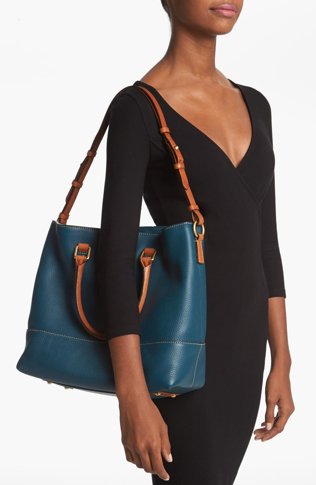 Alternate Image 2  - Dooney & Bourke 'Chelsea - Dillen II Collection' Leather Tote