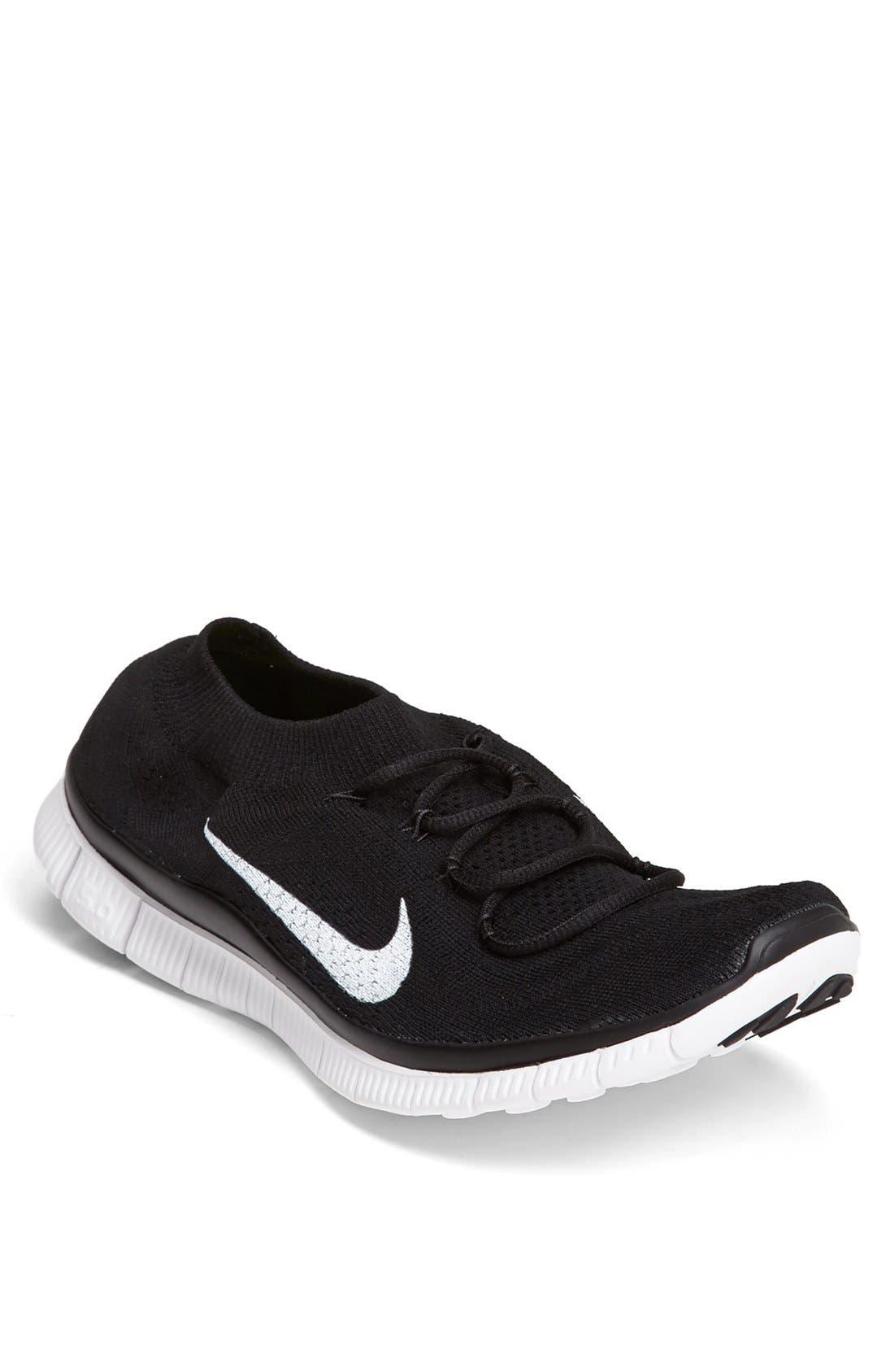 Alternate Image 1 Selected - Nike 'Free Flyknit+' Running Shoe (Men)