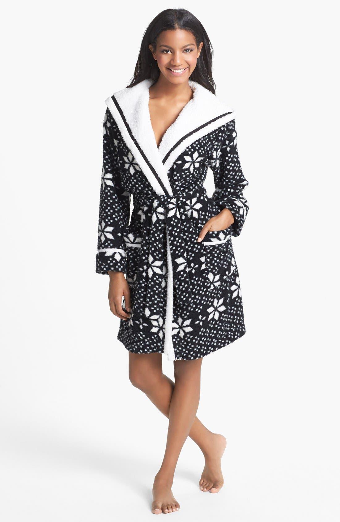 Alternate Image 1 Selected - kensie 'Carissa Cozy' Robe