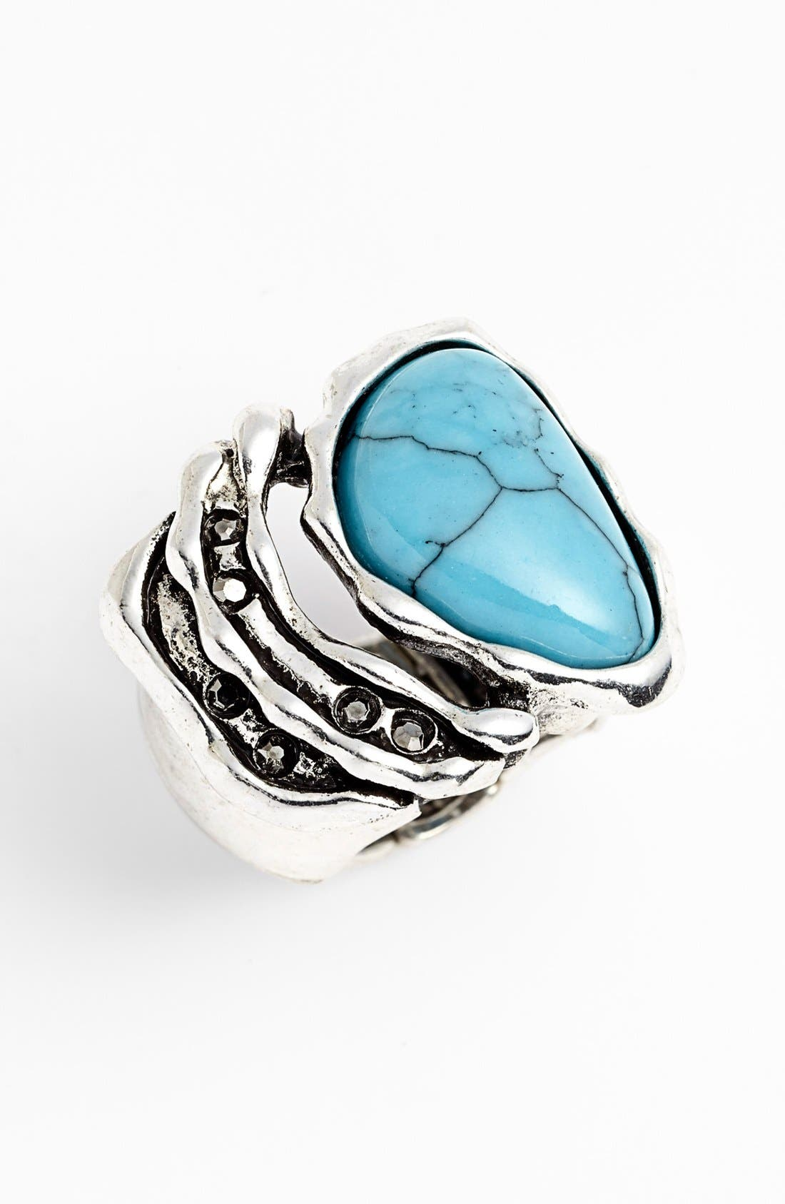 Alternate Image 1 Selected - Guinevere 'Anju' Stretch Ring