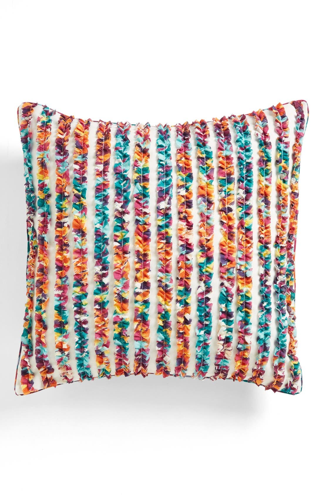 Alternate Image 1 Selected - Levtex 'Madrid' Ruched Pillow