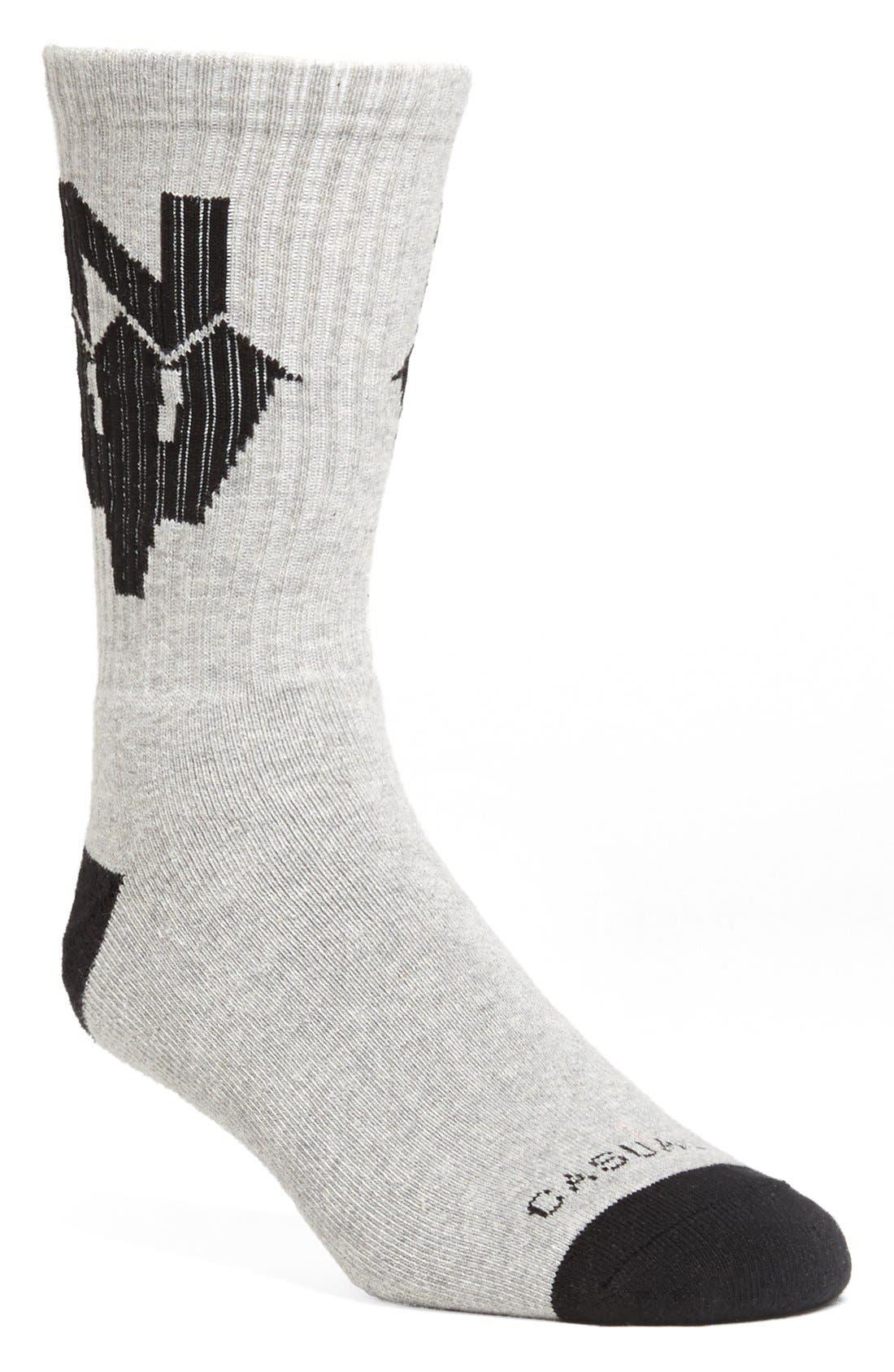Main Image - Casual Industrees 'N Dub' Socks