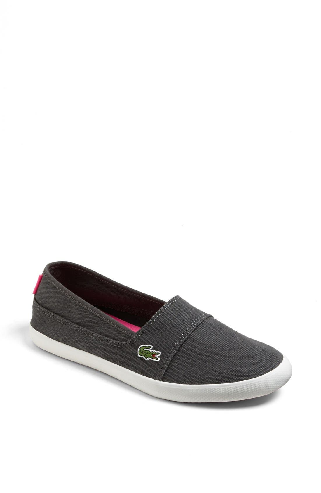 Alternate Image 1 Selected - Lacoste 'Maurice' Sneaker (Women) (Online Only)