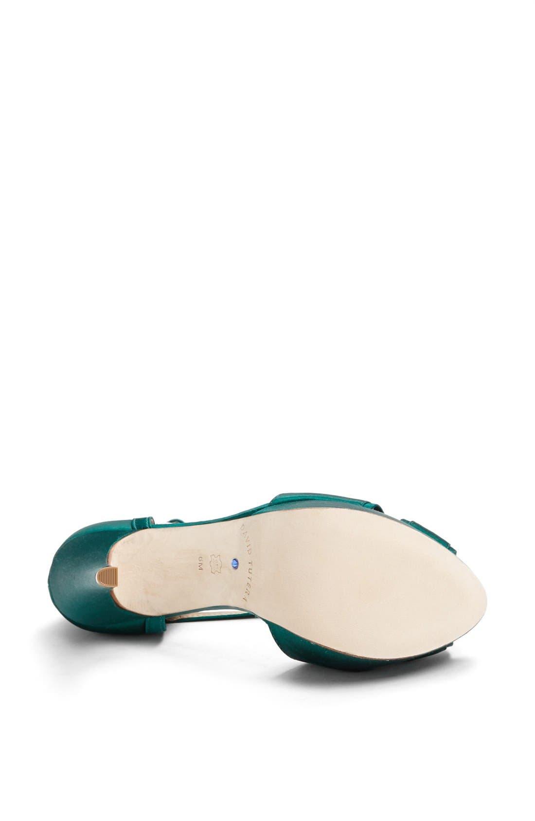 Alternate Image 4  - David Tutera 'Joy' Sandal (Online Only Color)