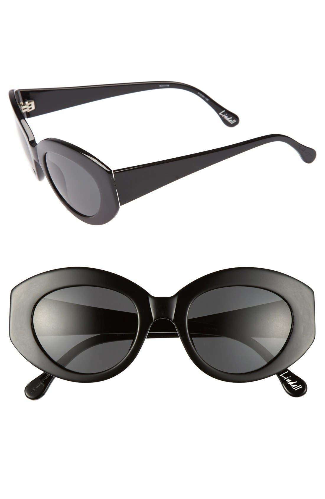 Alternate Image 1 Selected - Elizabeth & James 'Lindall' 51mm Sunglasses