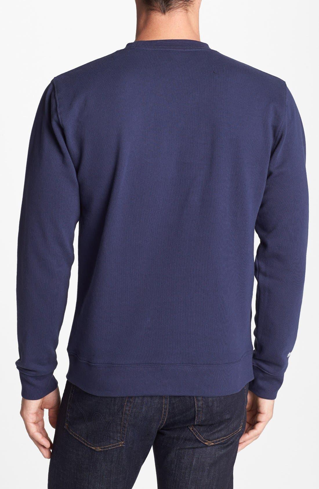 Alternate Image 2  - Mitchell & Ness 'Indiana Pacers - Technical Foul' Sweatshirt
