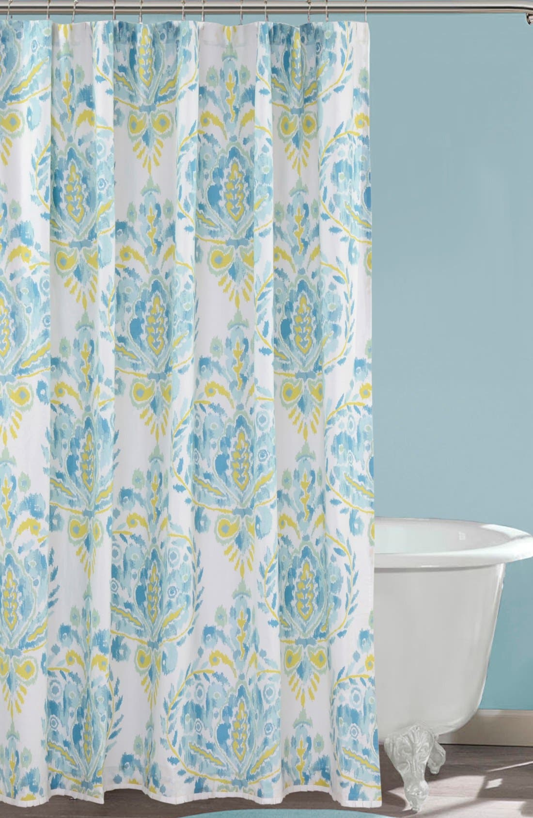 Alternate Image 1 Selected - Dena Home 'Breeze' Shower Curtain