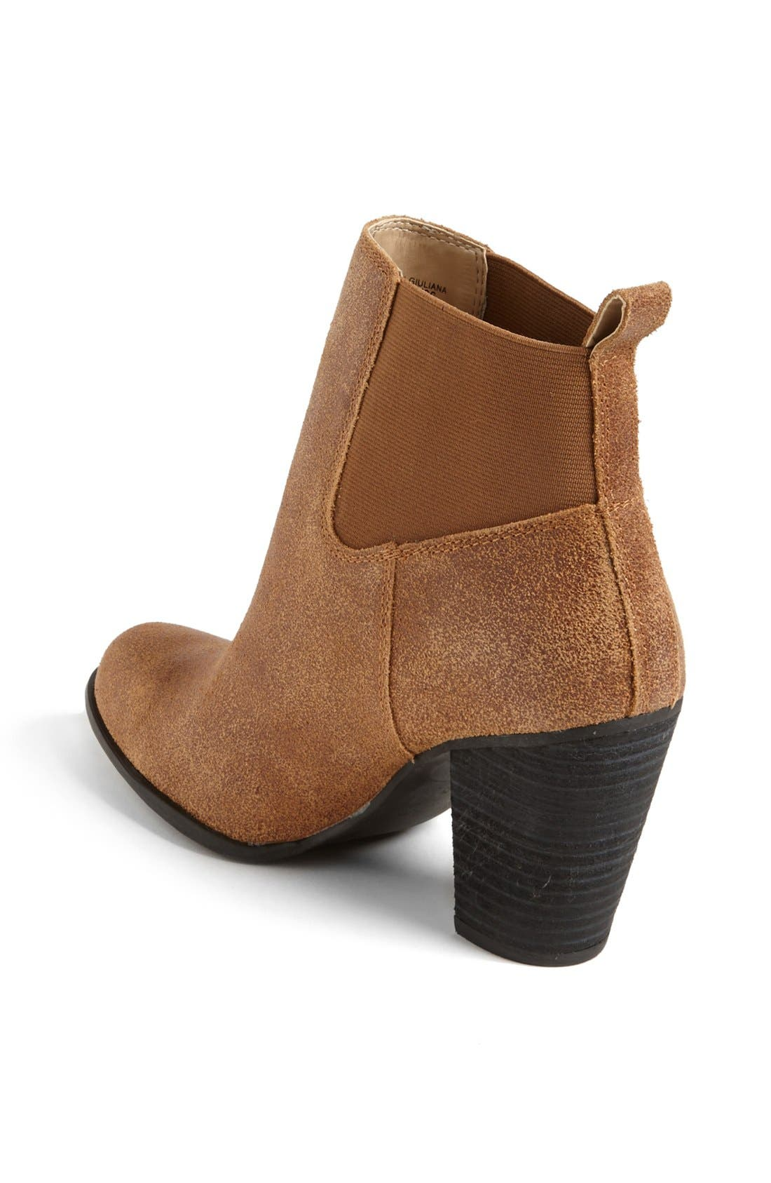 Alternate Image 2  - Julianne Hough for Sole Society 'Giuliana' Bootie