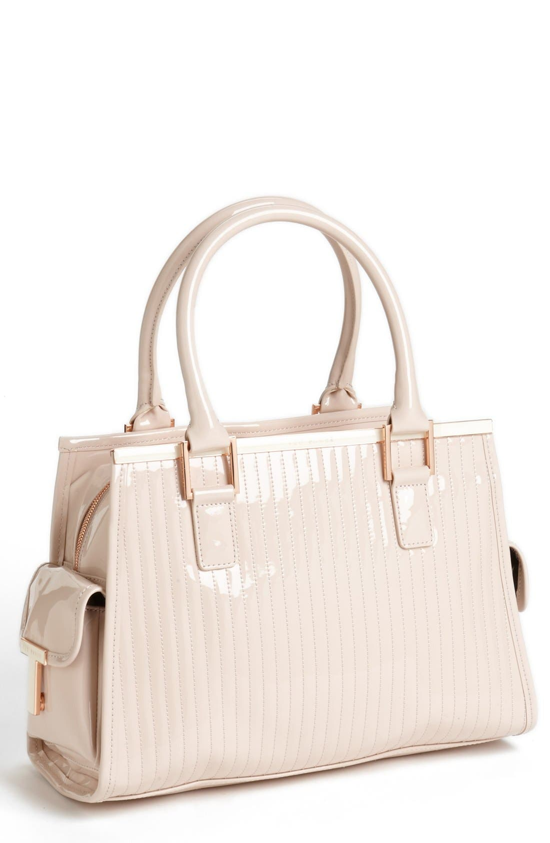 Alternate Image 1 Selected - Ted Baker London 'Jaide' Quilted Tote