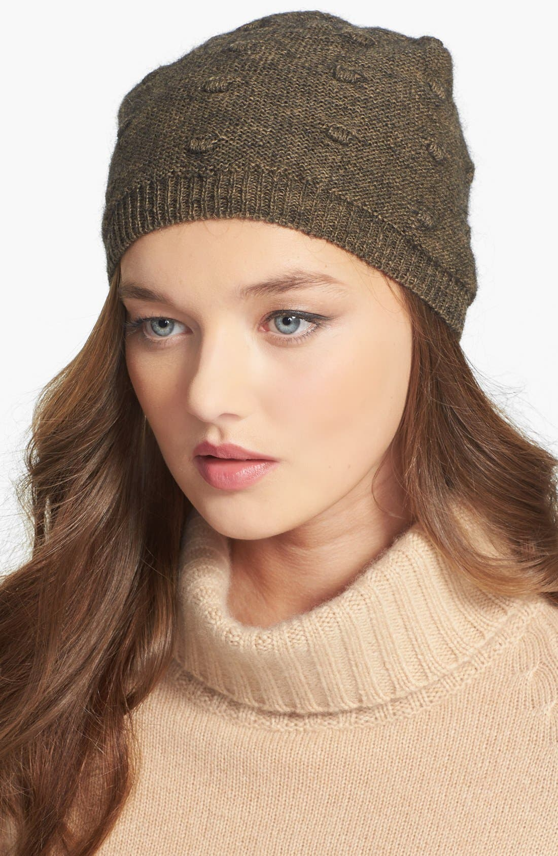 Alternate Image 1 Selected - Tarnish Knit Beanie