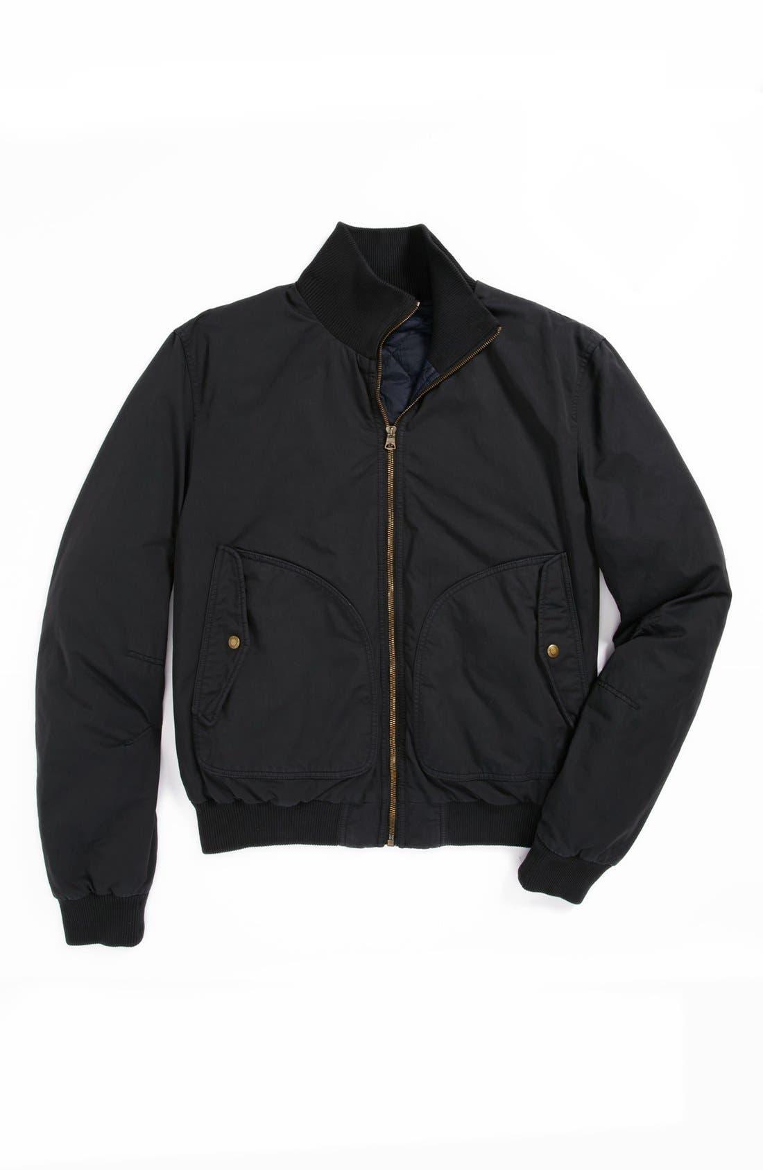 Alternate Image 4  - Burberry Brit 'Martyn' Reversible Jacket