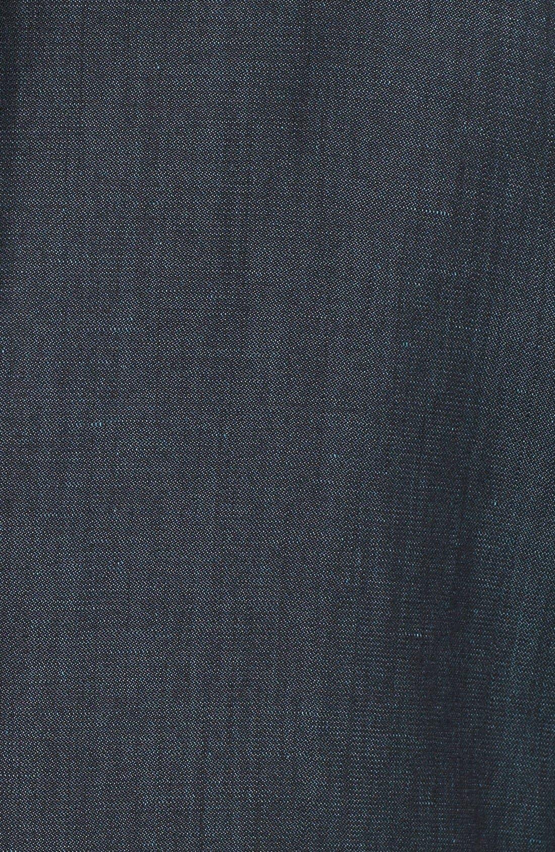 Alternate Image 3  - Ted Baker London 'Tram' Trim Fit Microcheck Sportcoat