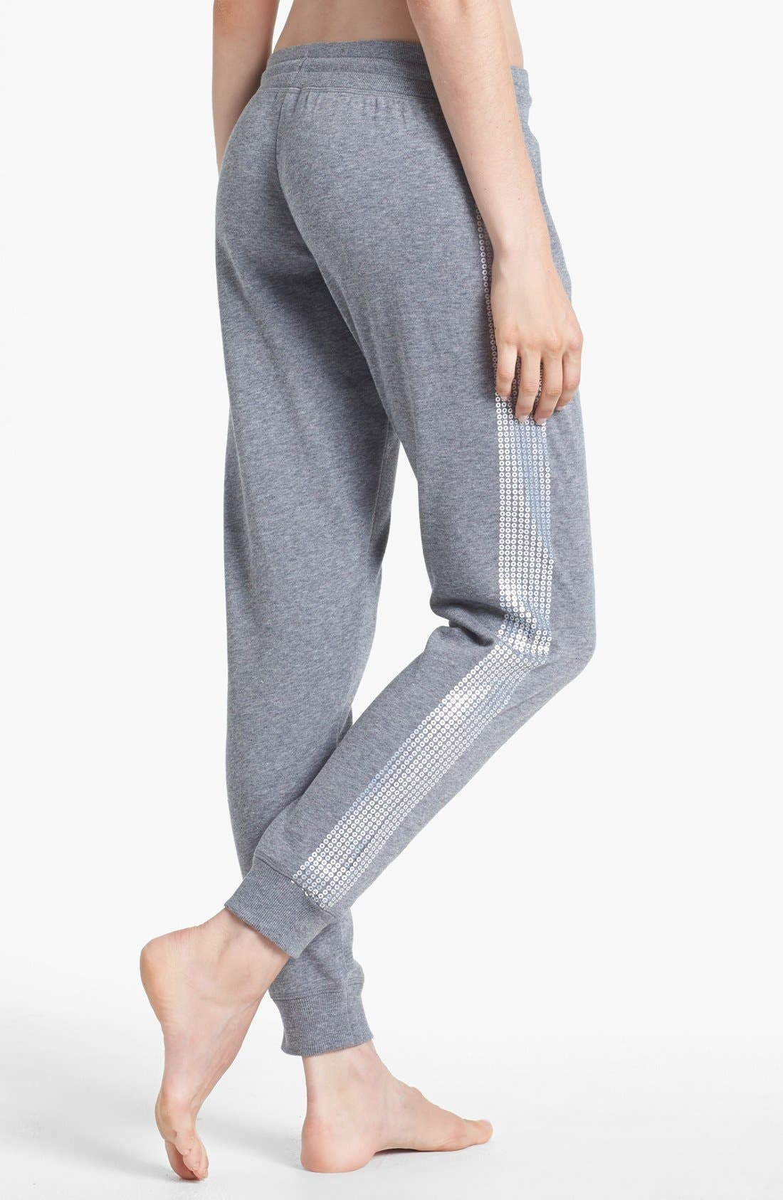 Alternate Image 2  - COZY ZOE 'Cool Kitty' Sweatpants