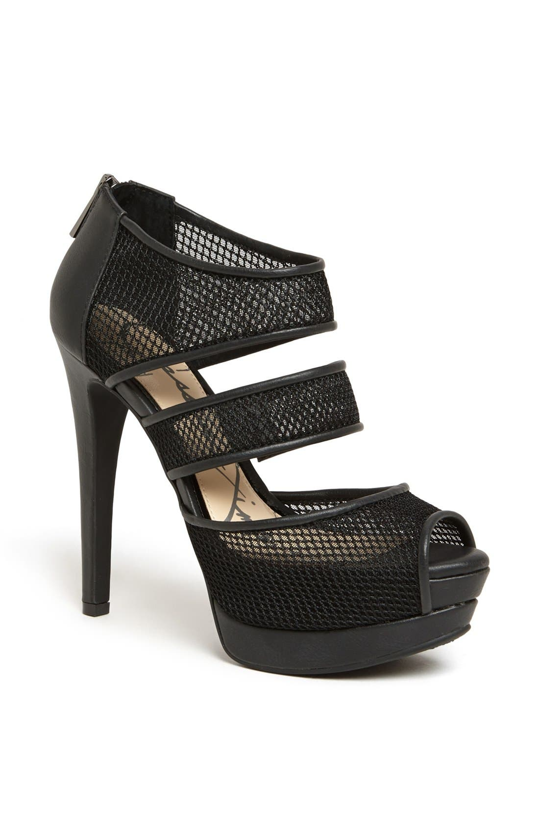 Alternate Image 1 Selected - Jessica Simpson 'Smyth' Sandal