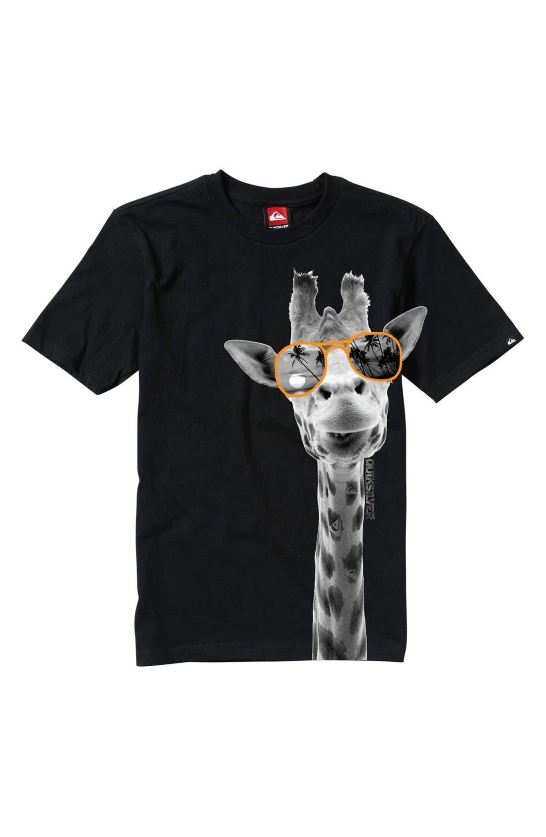 Main Image - Quiksilver 'Gerry' T-Shirt (Toddler Boys)