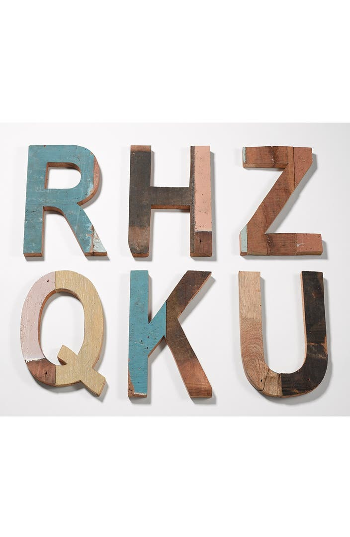 Decorative Wooden Letters Numbers Nordstrom