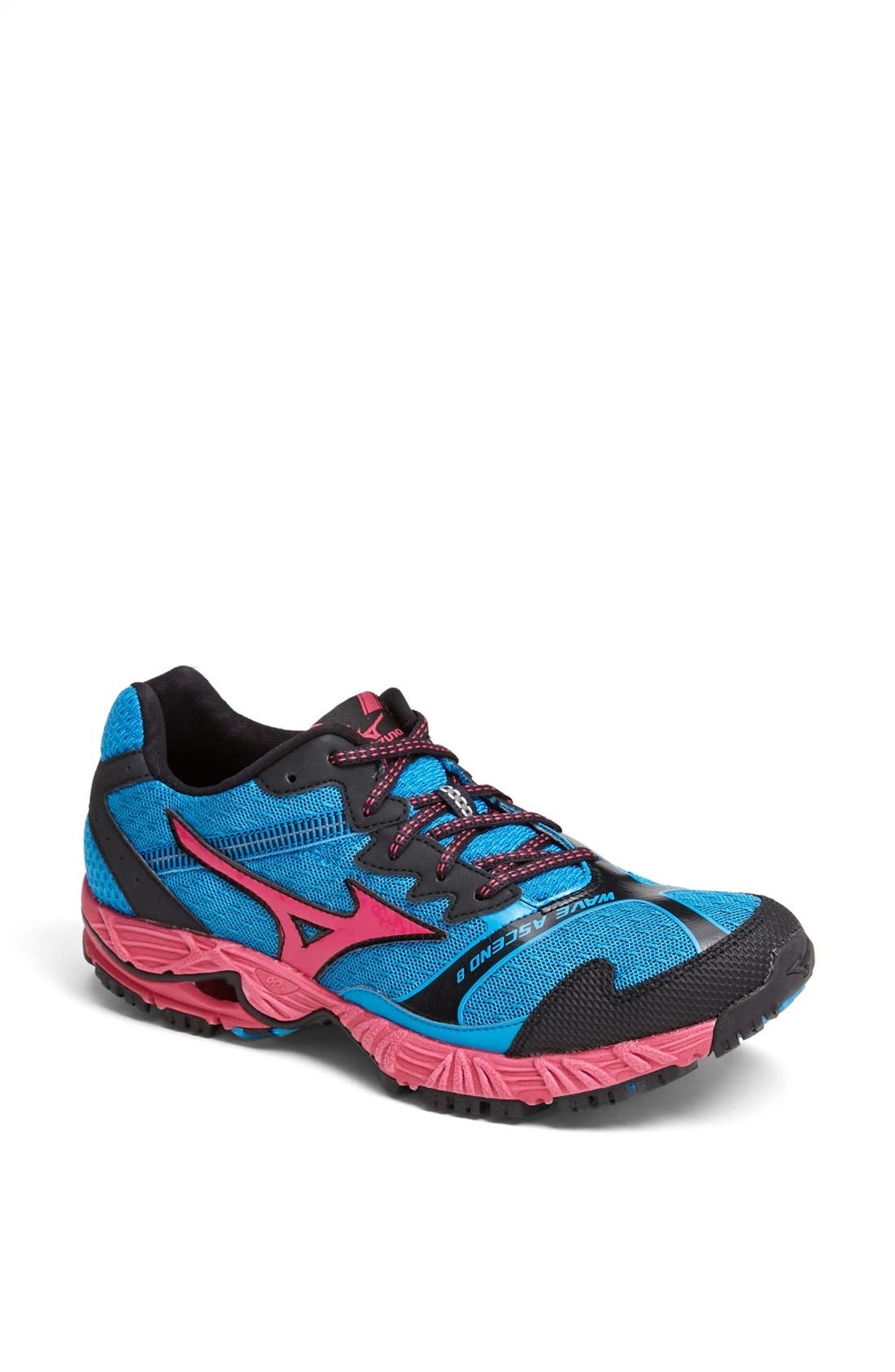 Alternate Image 1 Selected - Mizuno 'Wave Ascend 8' Running Shoe (Women)