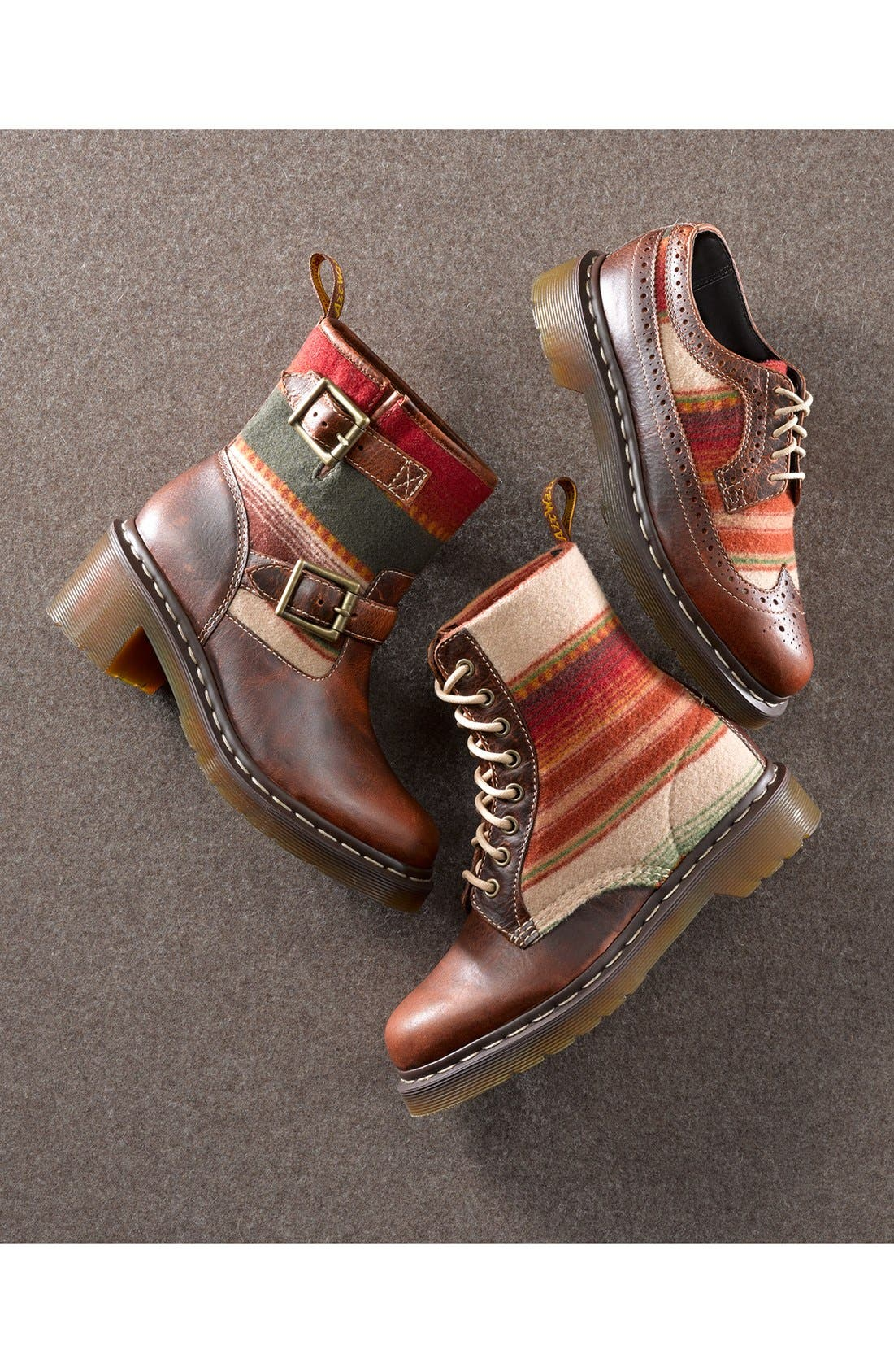 Alternate Image 5  - Pendleton for Dr. Martens Boot
