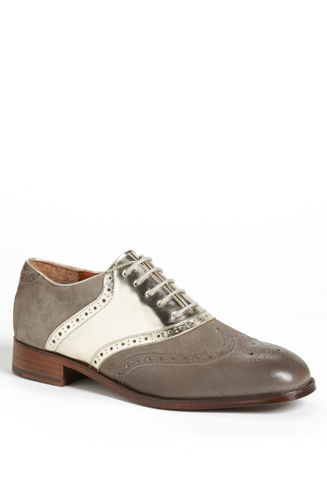 Alternate Image 1 Selected - Florsheim by Duckie Brown 'Wing' Saddle Shoe