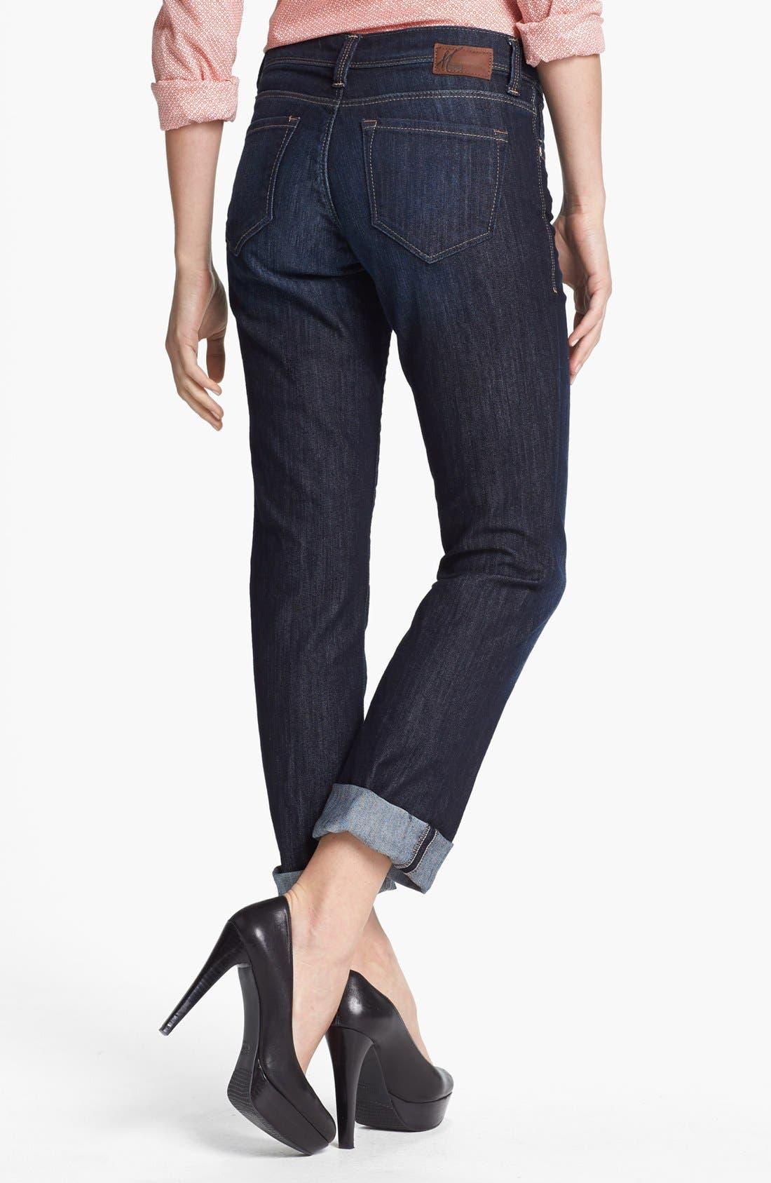 Alternate Image 4  - Mavi Jeans 'Molly' Straight Leg Jeans (St. Tropez)