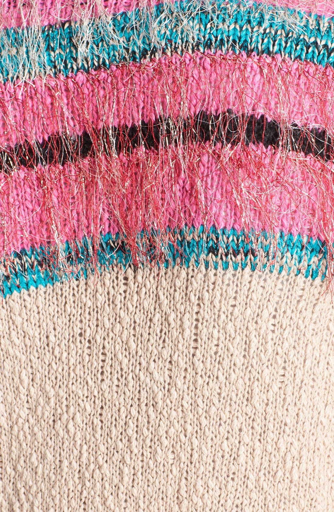 Alternate Image 3  - MINKPINK 'Gypsy Love' Textured Cardigan