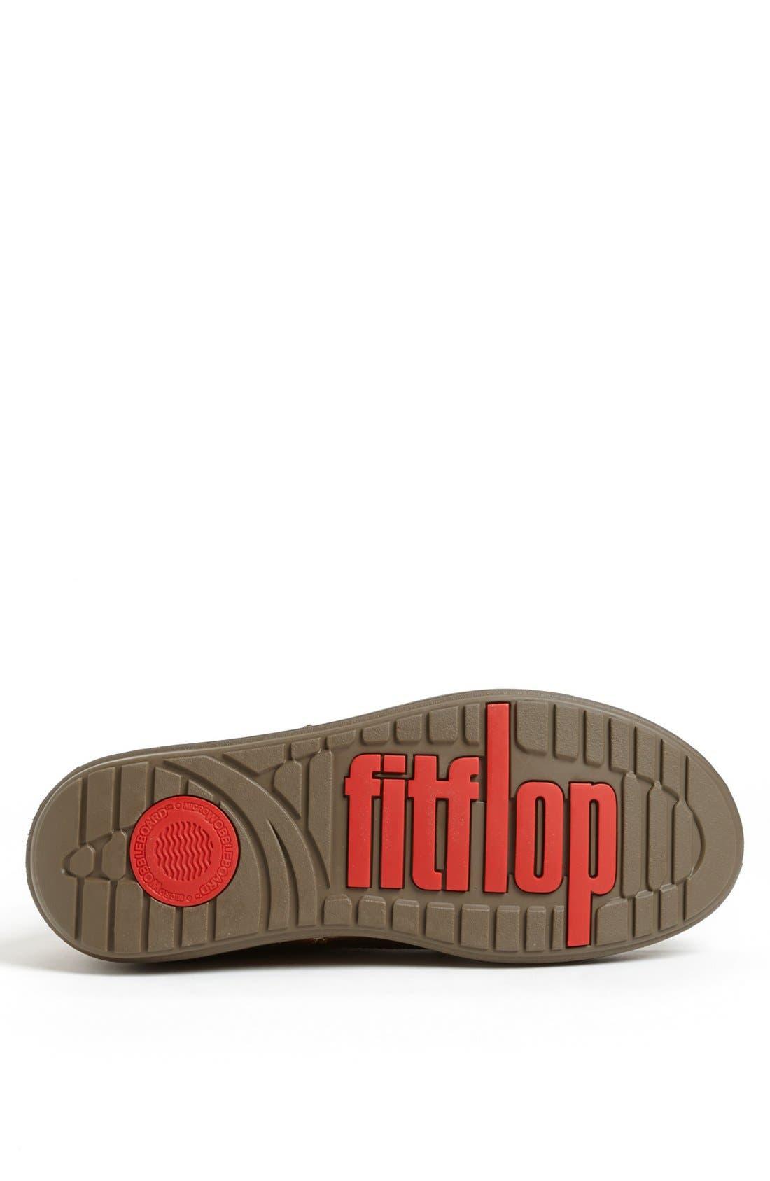 Alternate Image 4  - FitFlop™ 'Flex' Boot (Men)
