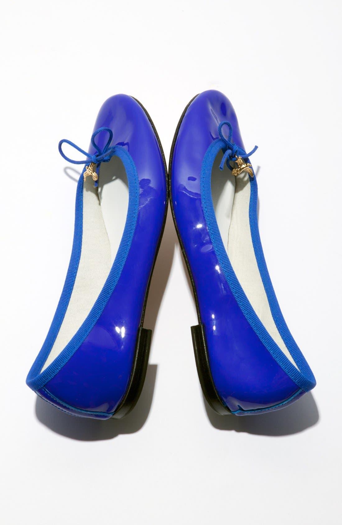 Alternate Image 2  - Repetto 'Cendrillon' Patent Leather Ballet Flat