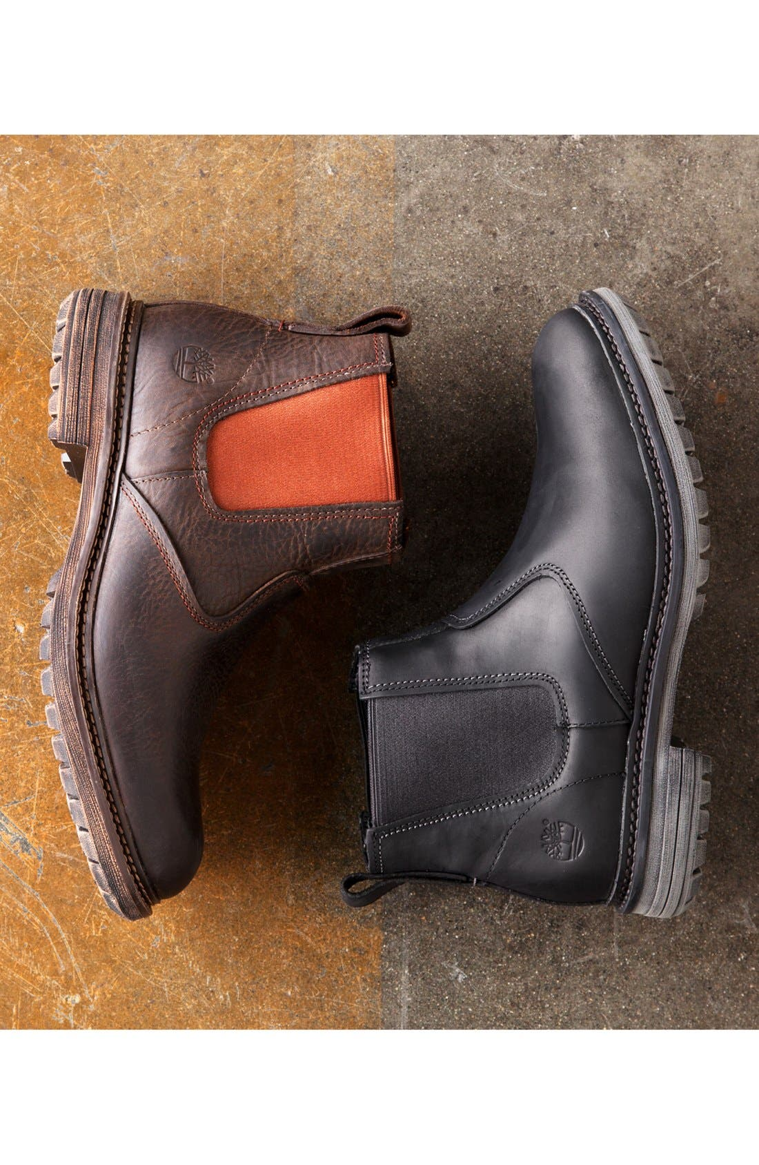 Alternate Image 5  - Timberland Earthkeepers® 'Tremont' Chelsea Boot