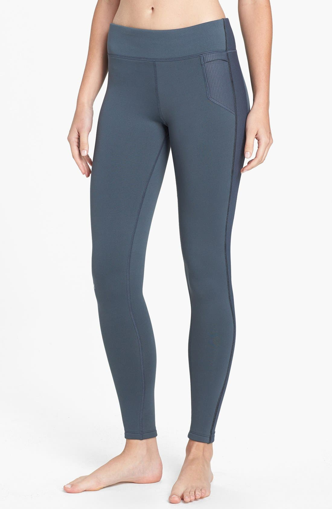 Alternate Image 1 Selected - Under Armour 'Stretch' Compression Tights