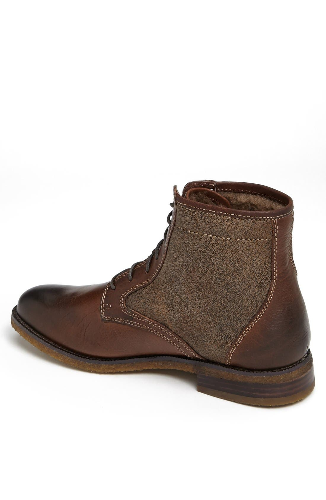 Alternate Image 2  - J&M 1850 'Burchfield' Boot (Online Only)