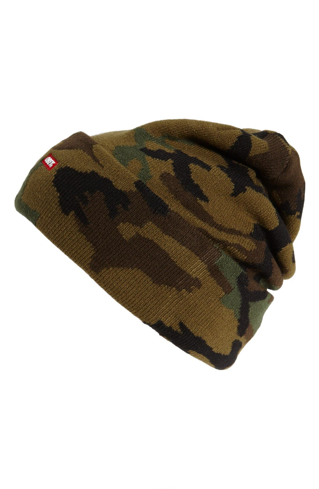 Main Image - Obey 'Infantry' Beanie