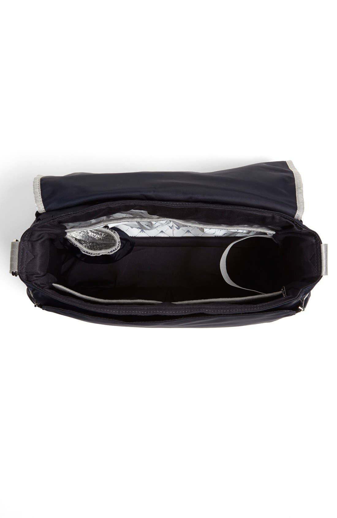 Alternate Image 3  - Armani Junior Diaper Bag