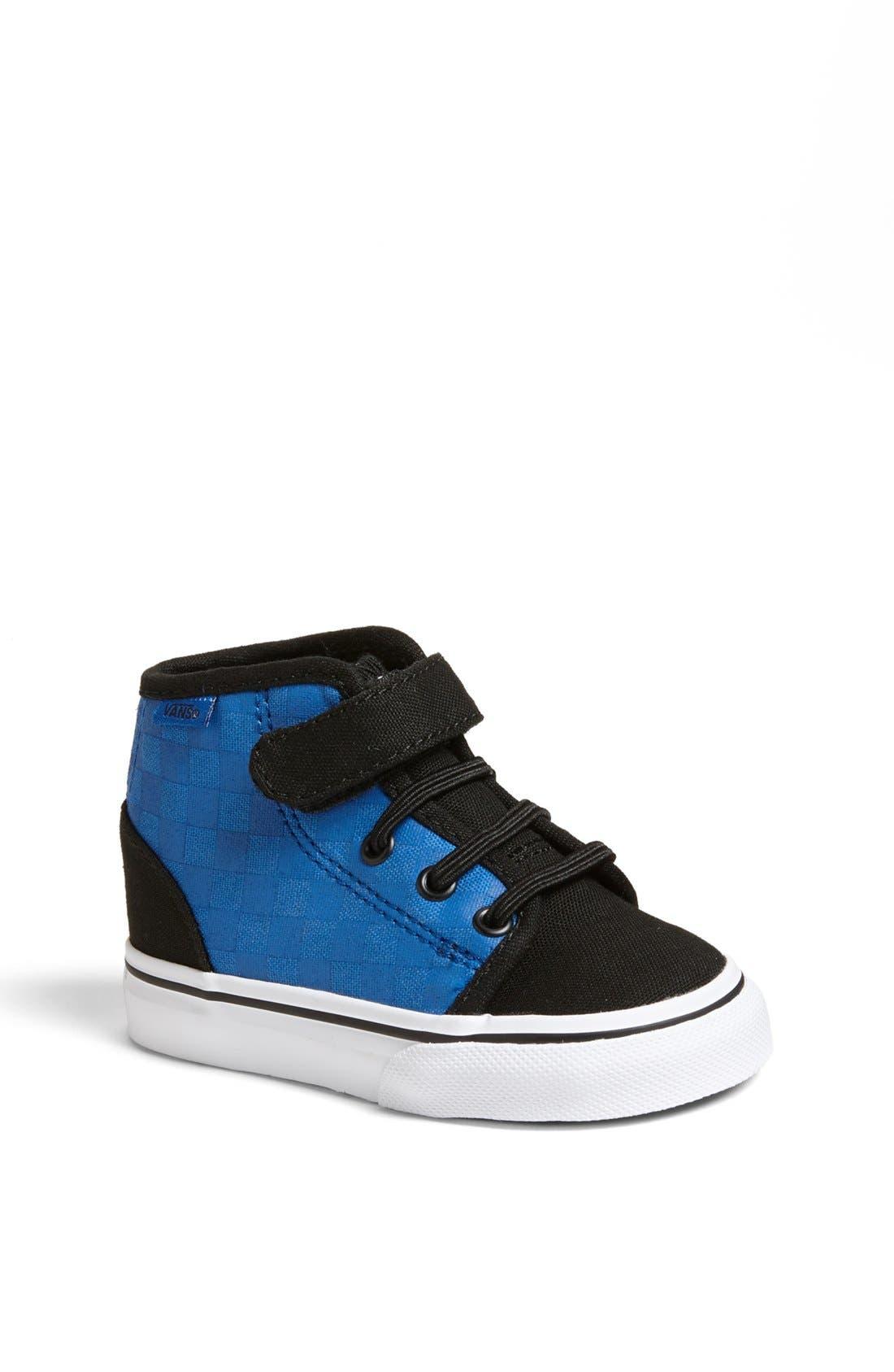 Alternate Image 1 Selected - Vans High Top Sneaker (Baby, Walker & Toddler)