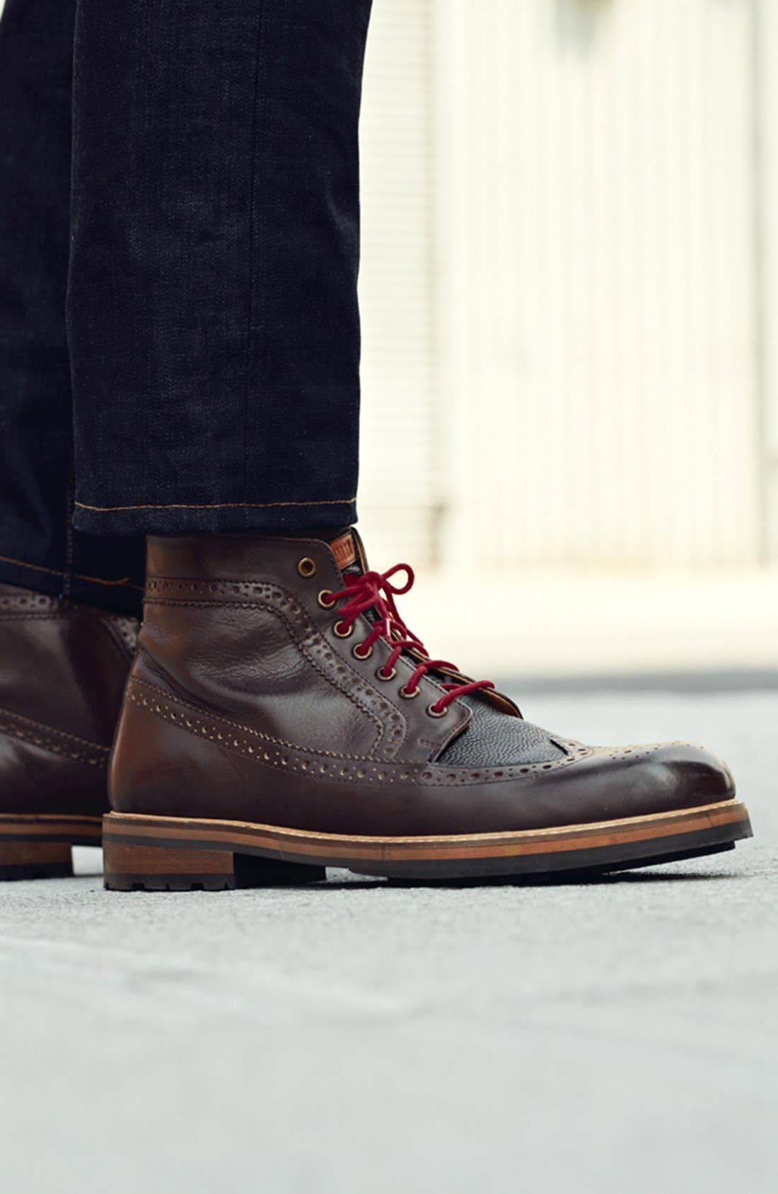 Alternate Image 5  - Ben Sherman 'Cranston' Boot (Men)
