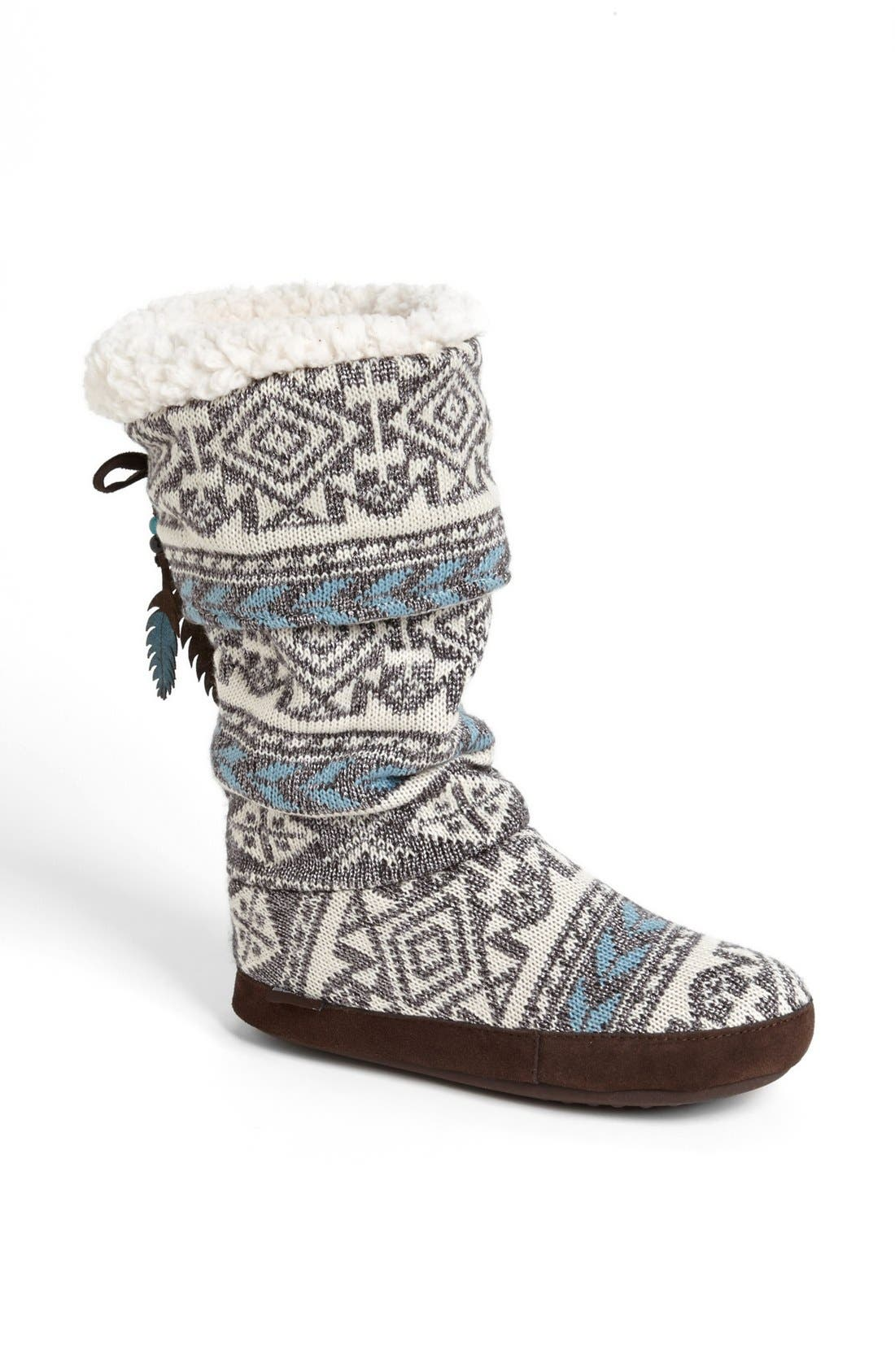 Alternate Image 1 Selected - MUK LUKS 'Winona' Tall Slipper