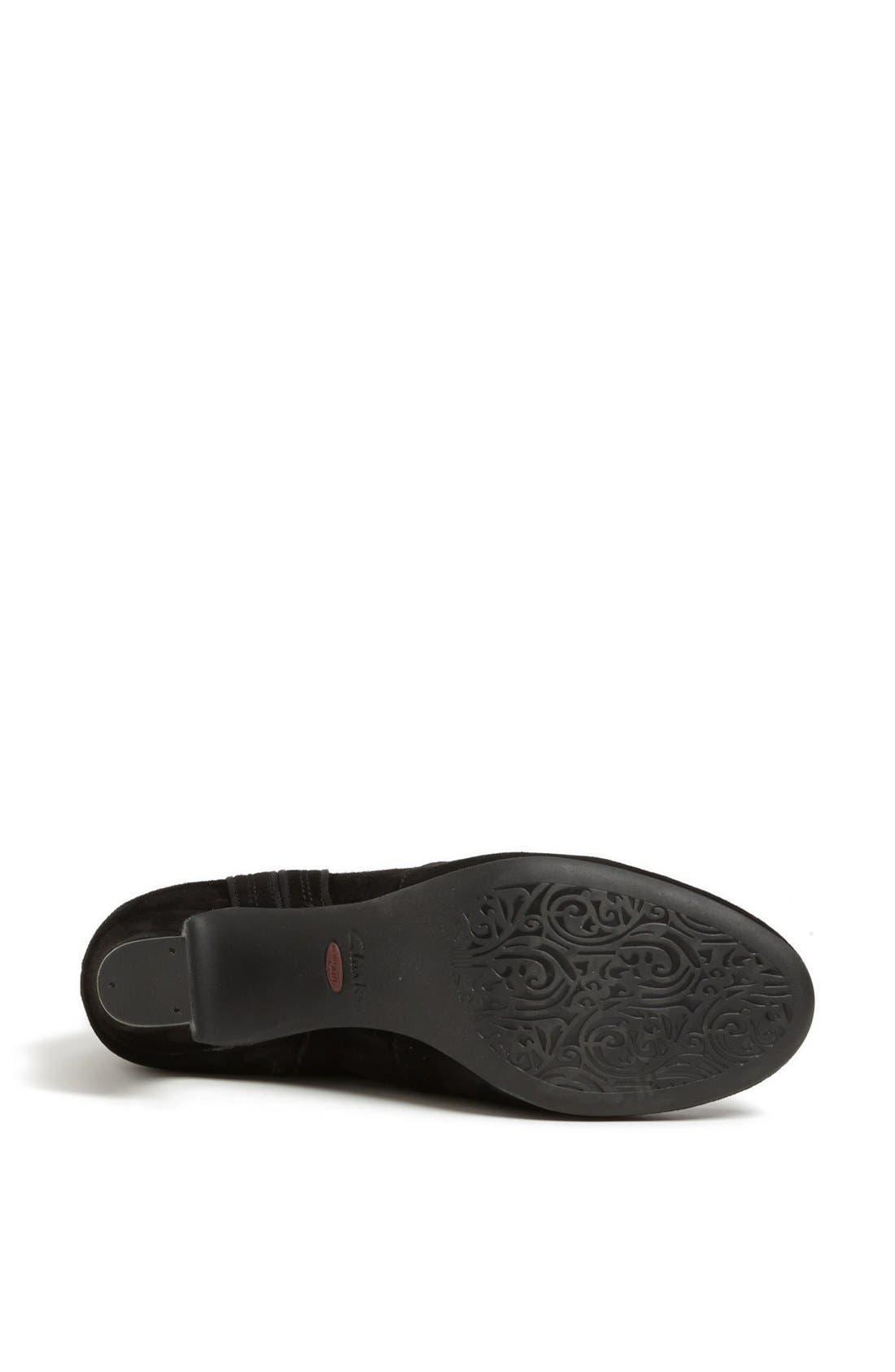 Alternate Image 4  - Clarks® 'Tamryn Leaf' Boot