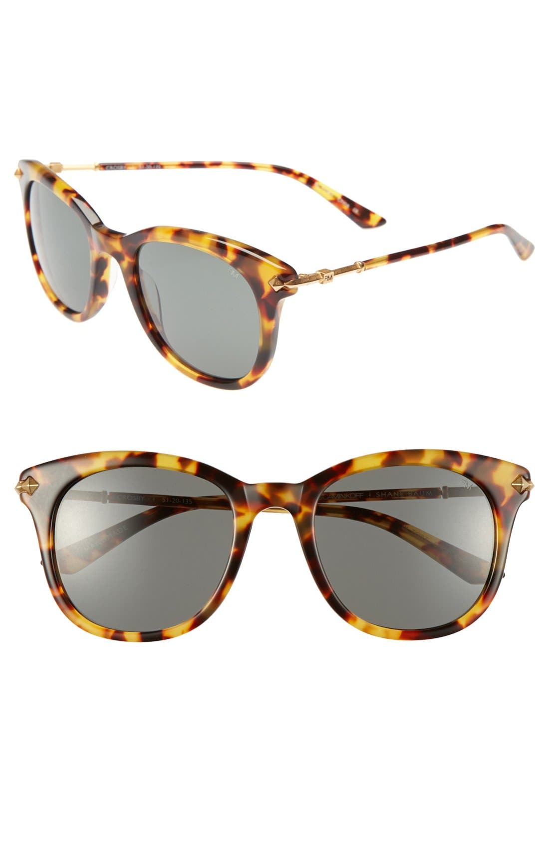 Main Image - Rebecca Minkoff 'Crosby' 51mm Sunglasses