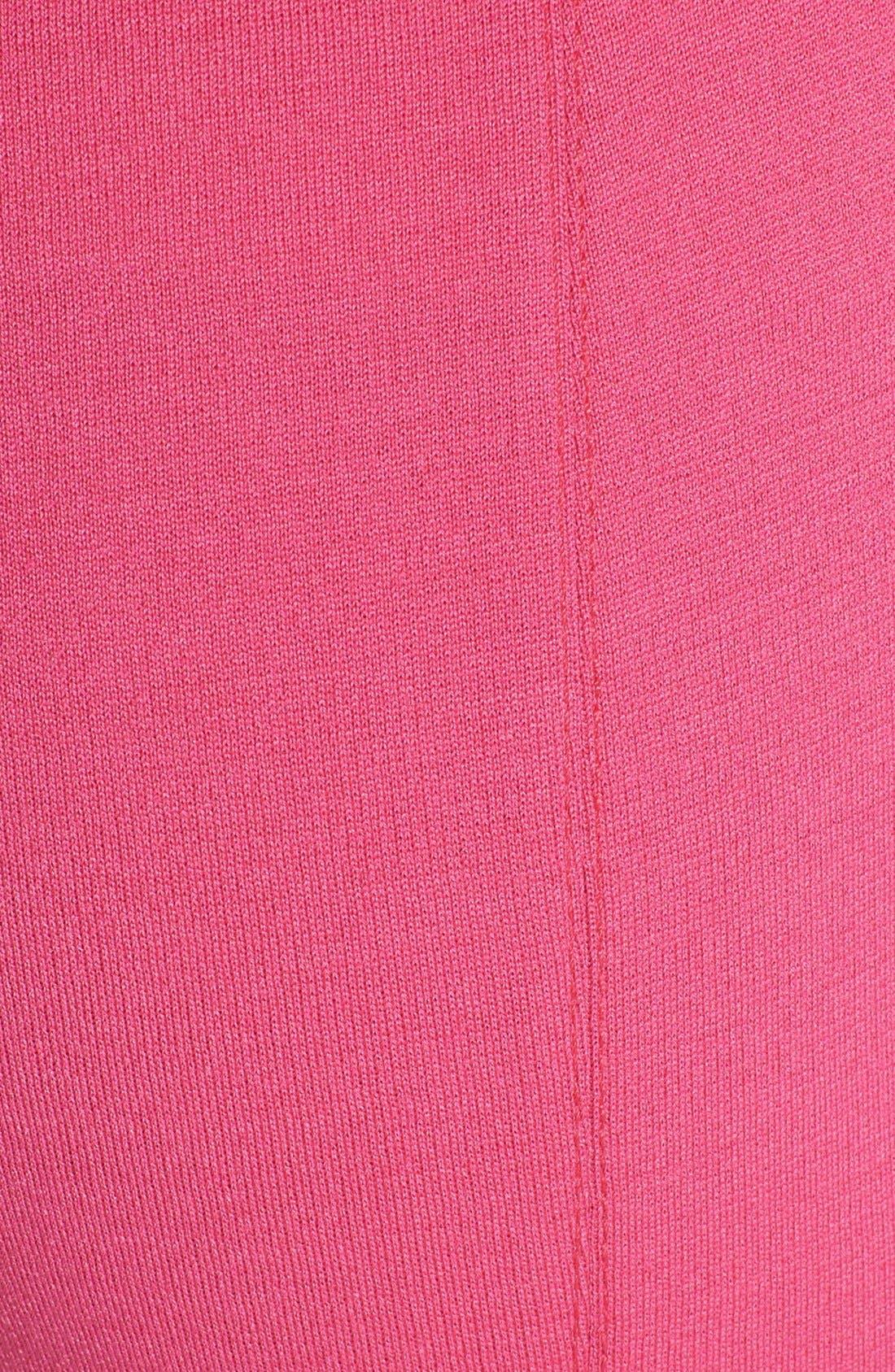 Alternate Image 5  - St. John Collection 'Alexa' Stretch Milano Knit Pants
