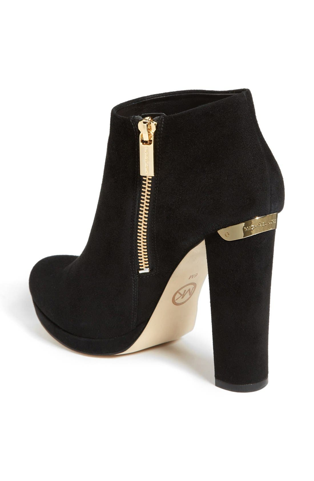 Alternate Image 2  - MICHAEL Michael Kors 'Haven' Platform Bootie