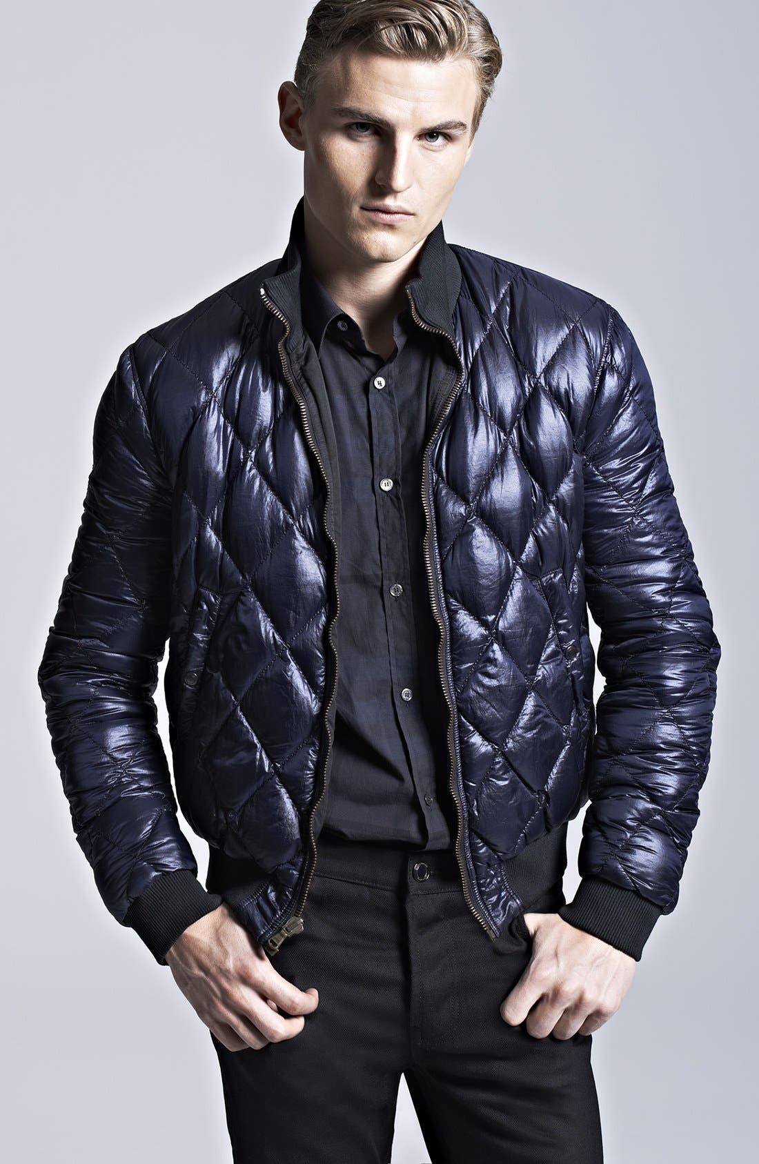 Alternate Image 5  - Burberry Brit 'Martyn' Reversible Jacket