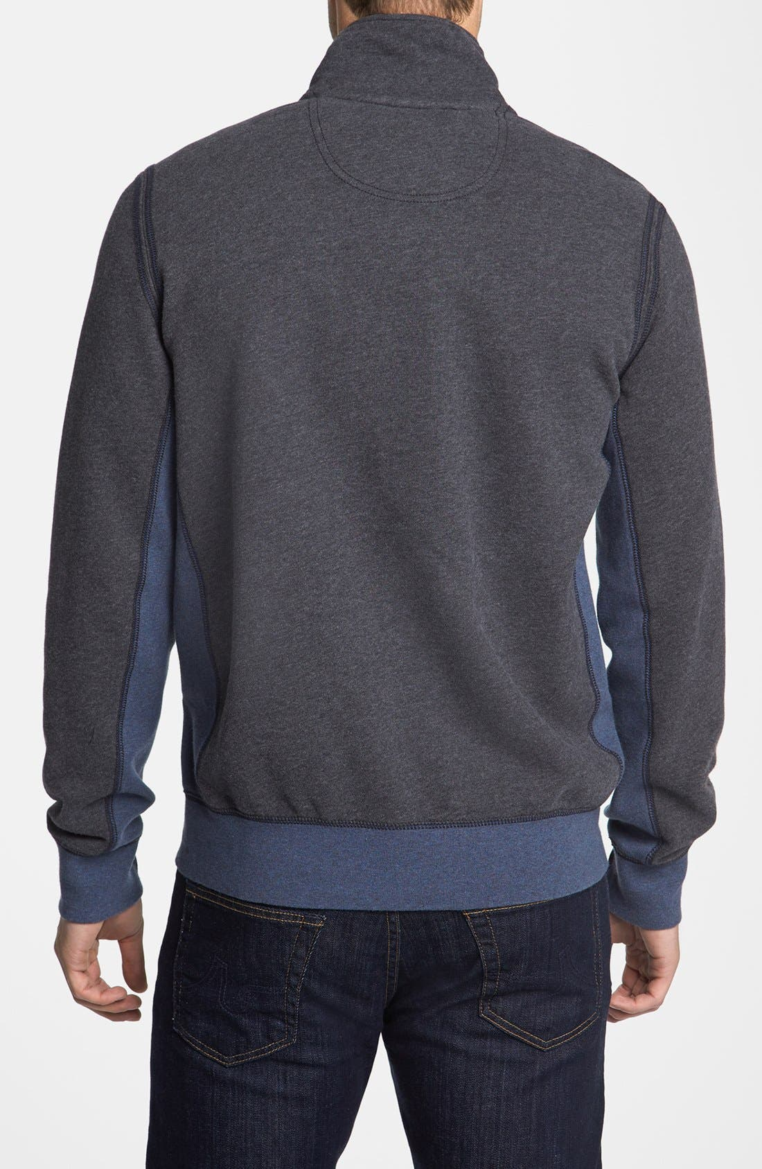 Alternate Image 2  - Tommy Bahama Denim 'Explorer' Island Modern Fit Sweatshirt