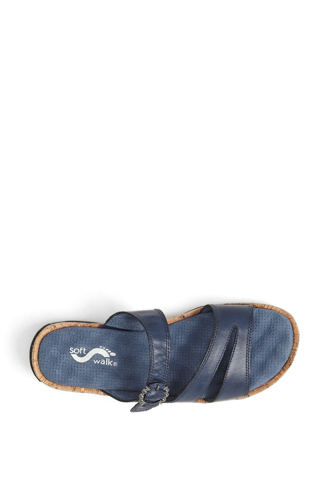 Alternate Image 3  - SoftWalk® 'Bermuda' Sandal
