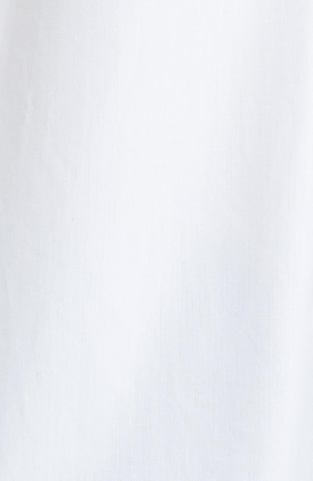Alternate Image 3  - Lida Baday Short Sleeve Woven Tunic
